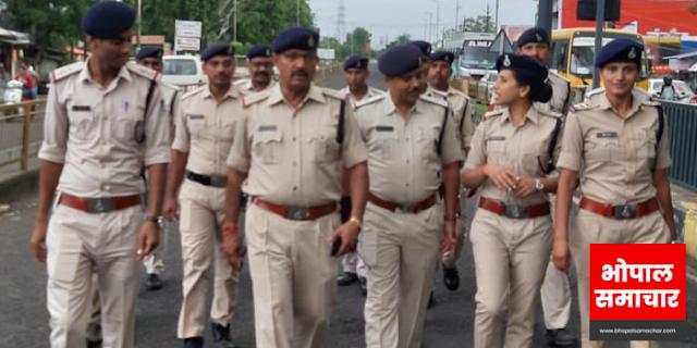 BHOPAL POLICE ने कश्मीरी छात्रों की लिस्ट मांगी