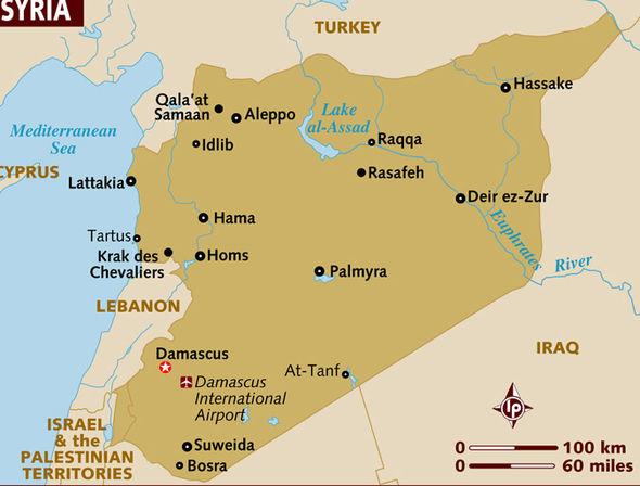 Kamp Pengungsi Idlib