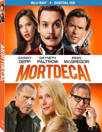 Mortdecai (2015) Dual Audio 720p