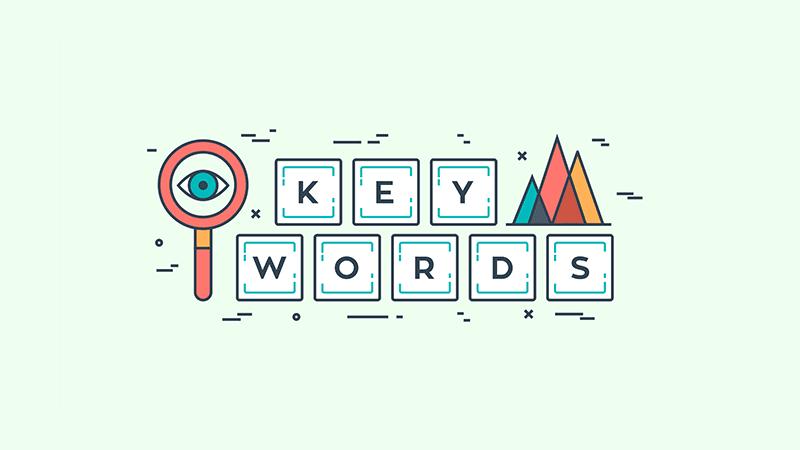 Blogger keyword
