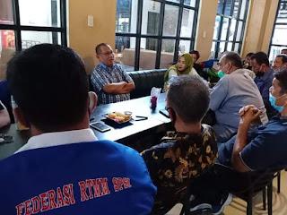 K-SPSI Medan Nyatakan Suara Buruh untuk Akhyar-Salman