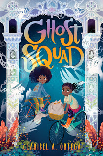 Cover of GHOST SQUAD by Claribel Ortega