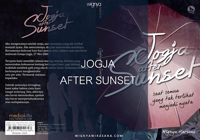 [DONGENG] JOGJA AFTER SUNSET