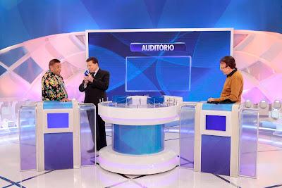 Agnaldo, Silvio e Moacyr (Crédito: Lourival Ribeiro/SBT)