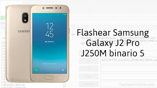 Flashear Samsung Galaxy J2 Pro