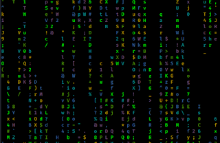 cmatrix matrix terminal in rainbow color