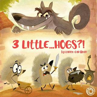 Dorktales Storytime Podcast EP2: Three Little Hogs?! by Karen Simpson Gardiner