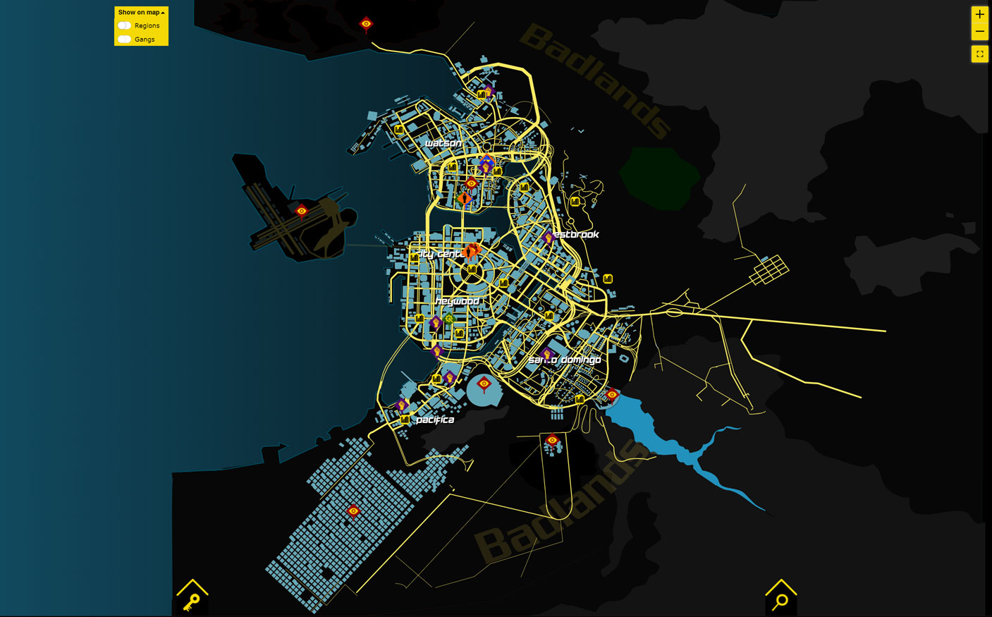 Fast travel. How do I teleport around the map in Cyberpunk 2077?