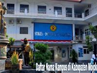 6+ Kampus di Kabupaten Mojokerto yang Bagus