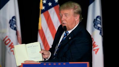 Qual a religião do Presidente dos EUA: Donald Trump