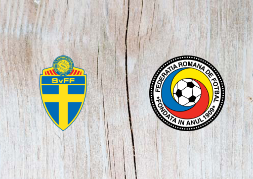 Sweden vs Romania - Highlights 23 March 2019