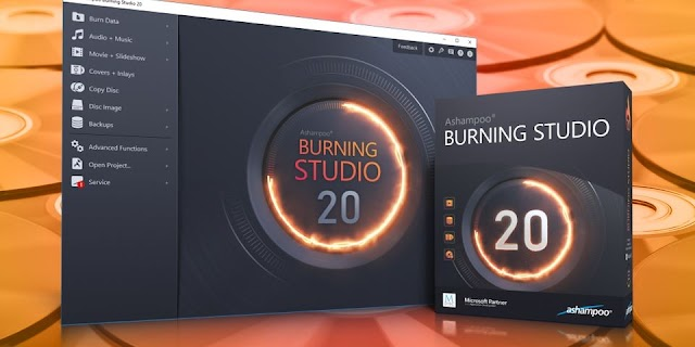 Ashampoo Burning Studio v20.0.2.7 Multilenguaje