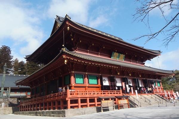 วัดรินโนจิ (Rinnoji Temple: 輪王寺)