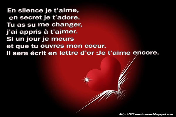 phrases rencontre amoureuse