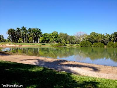 Alexander Lake, Darwin Australie