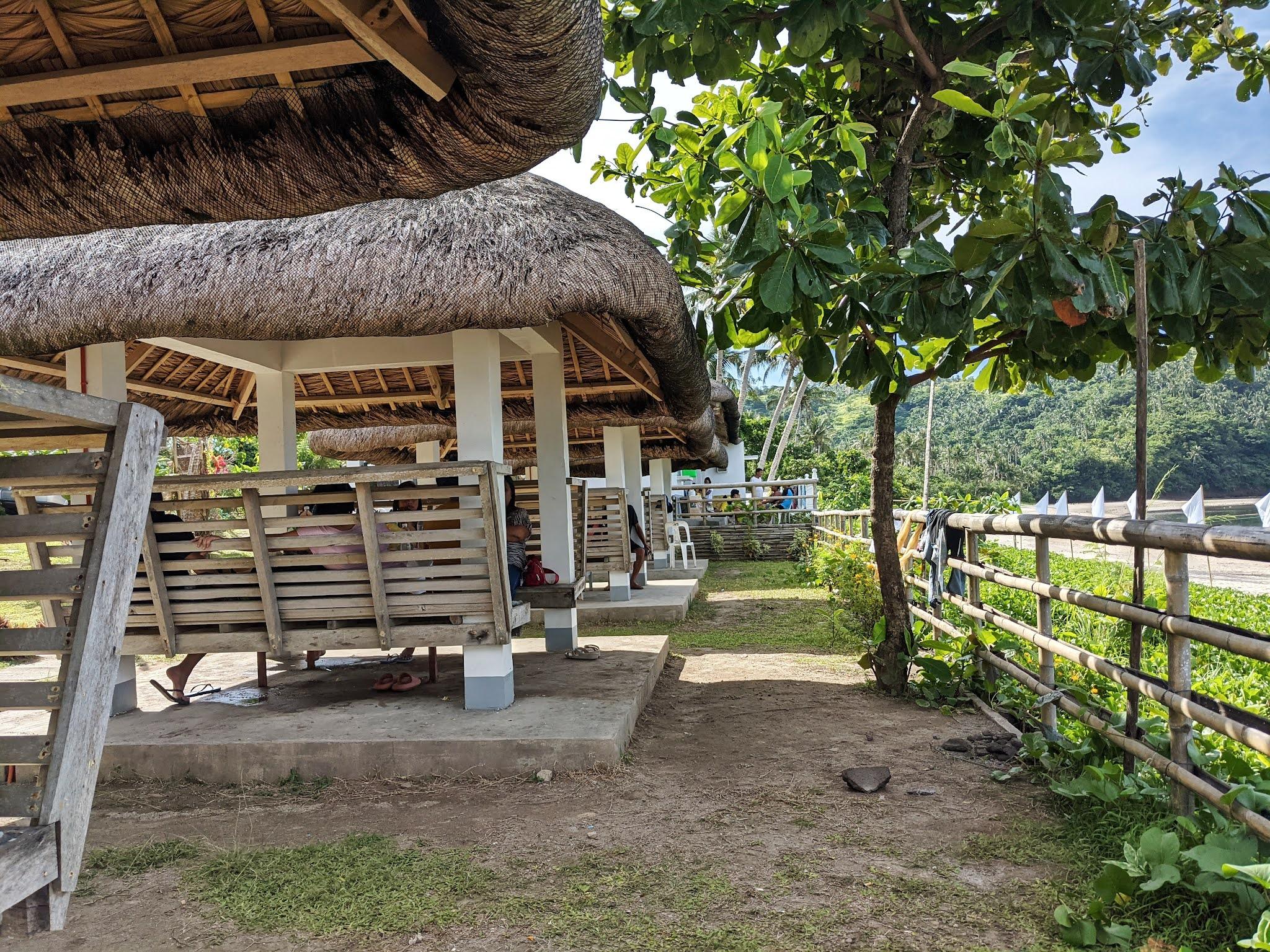 beach resort in sta magdalena sorsogon