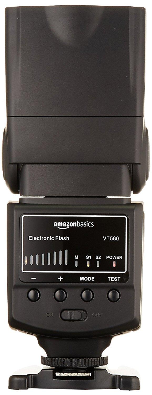 AmazonBasics VT560, вид сзади