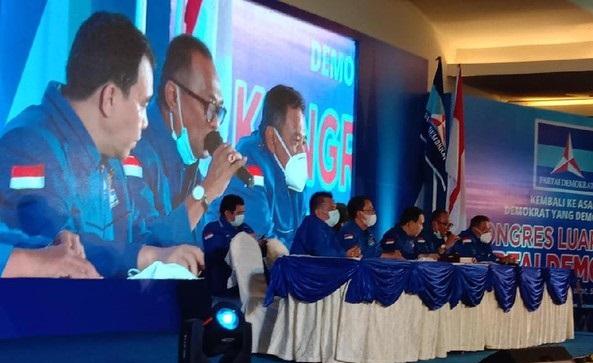 Terungkap! Bukan Lagi Jadi Oposisi, Demokrat Kubu Moeldoko Nyatakan Dukung Jokowi, Siap Sumbang Menteri Juga Katanya