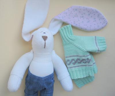hare, rabbit, заяц, textile toy, toy, hand made, gift girl, текстильная игрушка, игрушка, руками сделано, подарок девушке, зайка, игрушки ручной работы, хендмэйд, трикотаж, флис, мятный цвет