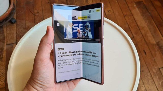Galaxy Z Fold 3 إطلاقه في أغسطس 2021 بدون تأخير من Samsung