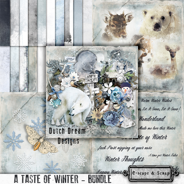 A Taste of Winter Bundle