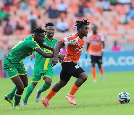 VIDEO: YATAZAME MABAO MATANO YANGA V NDANDA FC TAIFA