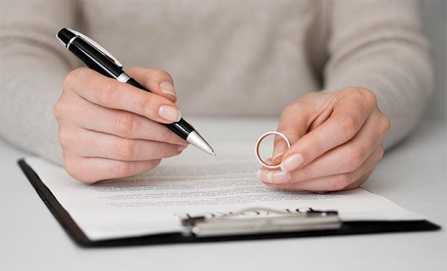 Diferencias entre el divorcio y la separación