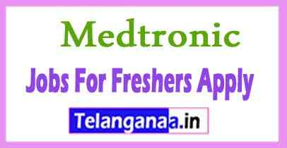 Medtronic Recruitment  Jobs For Freshers Apply