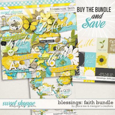 Blessings: Faith Bundle