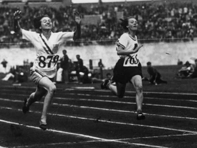 Betty Robinson, la atleta «zombi» que ganó la primera medalla de oro del atletismo femenino