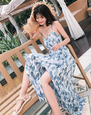 Shop ban vay maxi di bien tai Quan Hoa