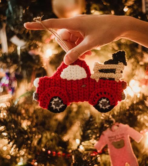 Christmas Inspired Crochet – free patterns