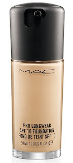 base mac Pro Longwear Foundation