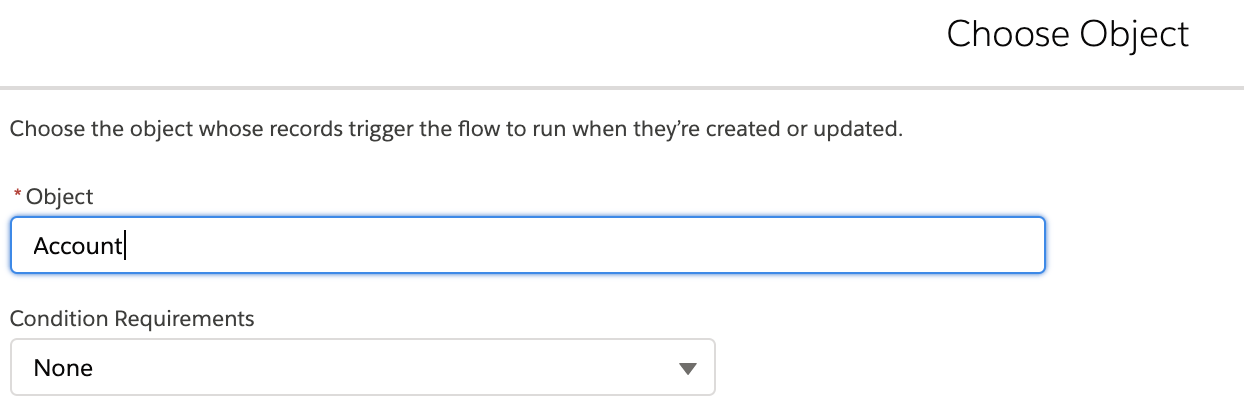 Mass Update Records from a Flow in Salesforce