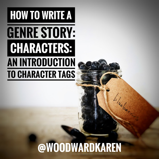 How to Write a Genre Story: Characters: An Introduction to Character Tags