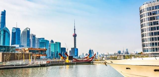 ميناء شنغهاي الصيني - Port of Shanghai – الميناء الأكبر في العالم7