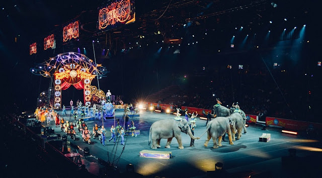 Image: Circus Arena, by Free-Photos on Pixabay