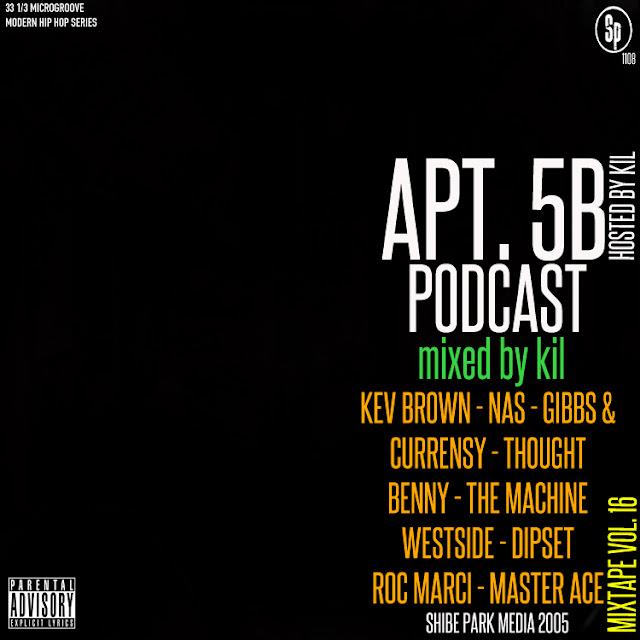 Apt. 5B Mixtape Vol. 16