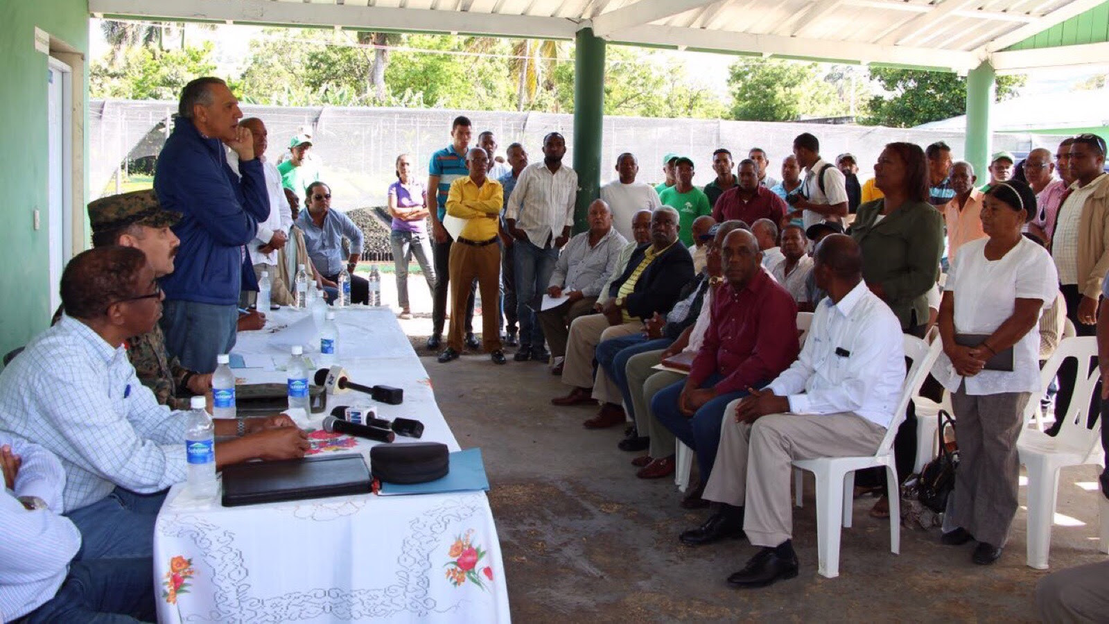 Proyecto agroforestal Hondo Valle y Juan Santiago impactará a 2 mil productores y 4 mil familias