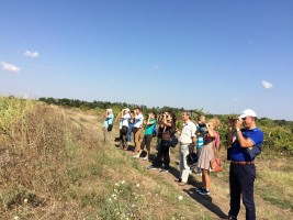 Preservation of migratory birds, an Albania-Bulgaria project
