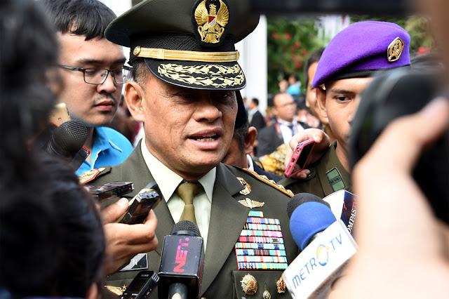 Panglima TNI : Pancasila Adalah Ideologi Yang Ditanamkan Dengan Cara Doktrin