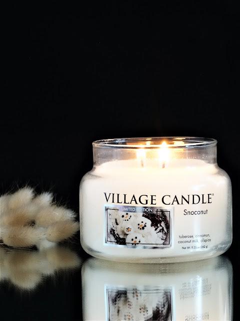 village candle france, bougie village candle avis, village candle scoconut avis, parfum à la noix de coco, bougie parfumée à la noix de coco