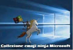 Microsoft Emoji Nija