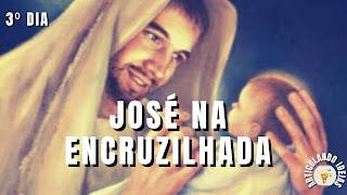 José com Jesus no colo