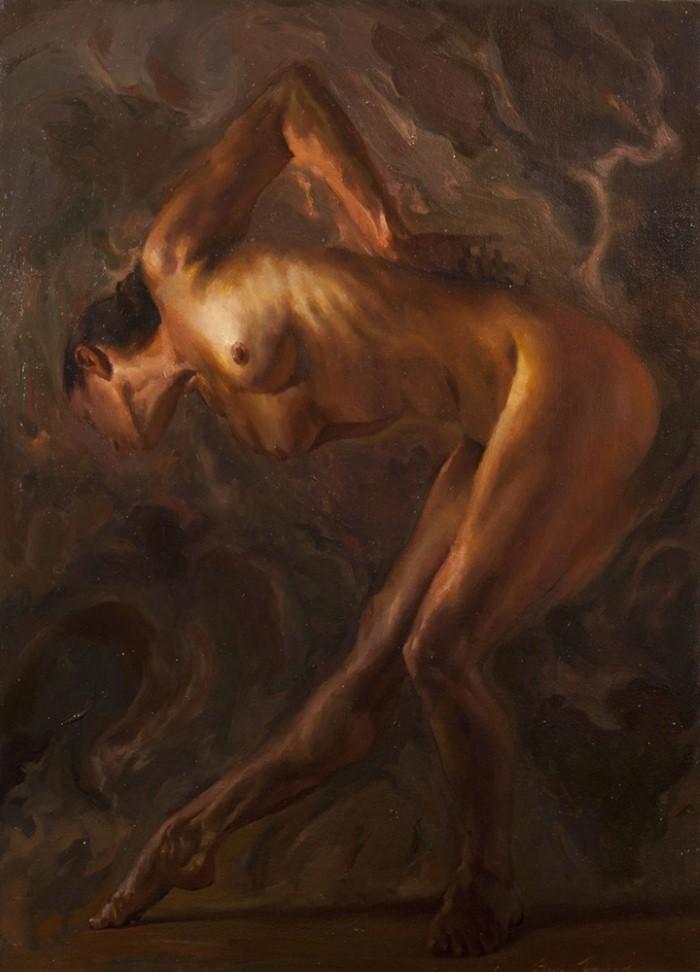 Современные художники Америки. Sergio Lopez 15