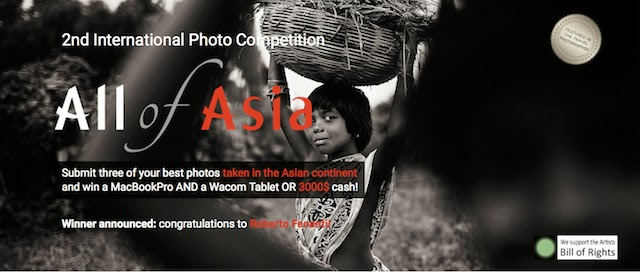 Me! asian photography contest apologise