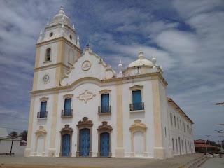 A História da Igreja Matriz de Aracati,Nossa Senhora do Rosário
