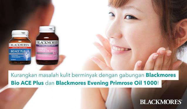 Blackmores Bio ACE Plus untuk jerawat