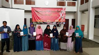 Penulis Antologi #1 FLP Jawa Timur: Istana yang Dibangun dari Kata-Kata
