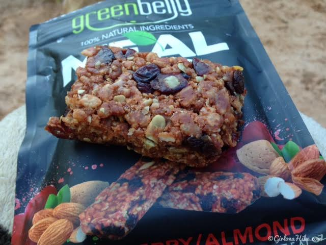 Greenbelly Meal bars review